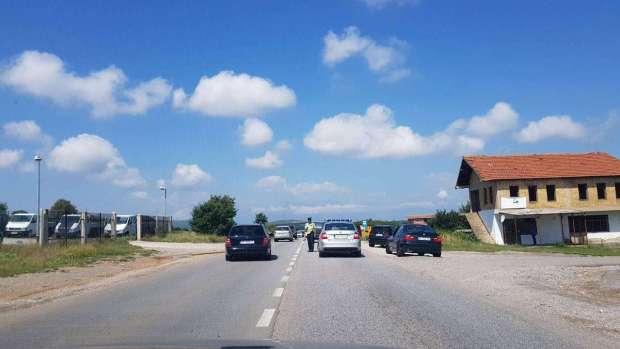 aksident Aksident i rëndë ndërmjet dy veturave në Gllarevë (Foto)