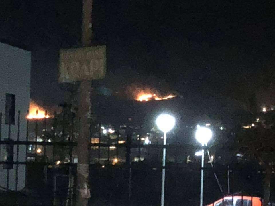 44050720_706223313074188_6025076480420085760_n Zjarr i madh në Suhodoll të Mitrovicës, ja çka po digjet (Foto)