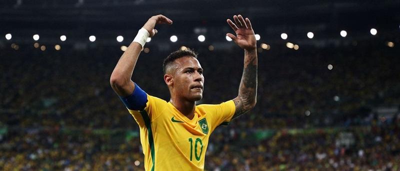 b84147b1d5 OFICIAL: Neymar assina contrato e é a nova estrela do PSG | Gazeta ...