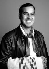 Cristiano Rodrigues é o vereador mais jovem da próxima gestão, com 26 anos. Foto: TSE
