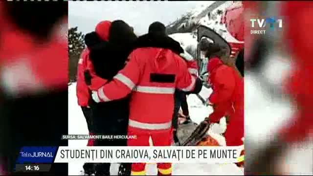 studenti-craioveni,-recuperati-de-salvamontisti-din-muntii-domogled