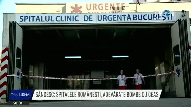 profesorul-dorel-sandesc:-spitalele-din-romania-sunt-adevarate-bombe-cu-ceas