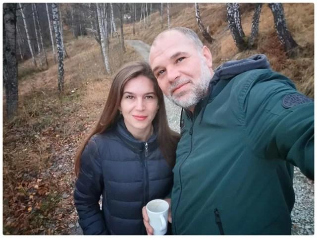 Lavinia Hagău și Cosmin Giurgiu