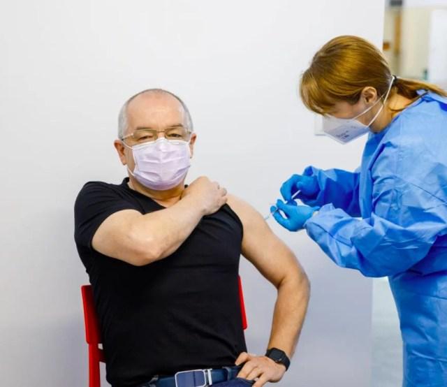 Emil Boc despre vaccinare