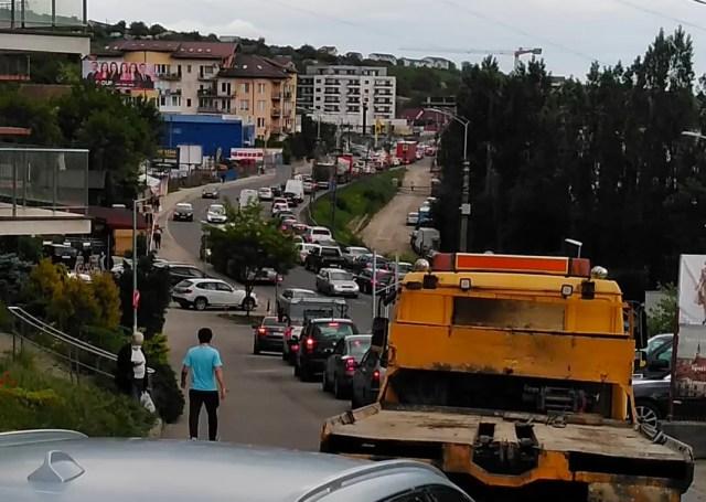 Trafic Cluj Baciu
