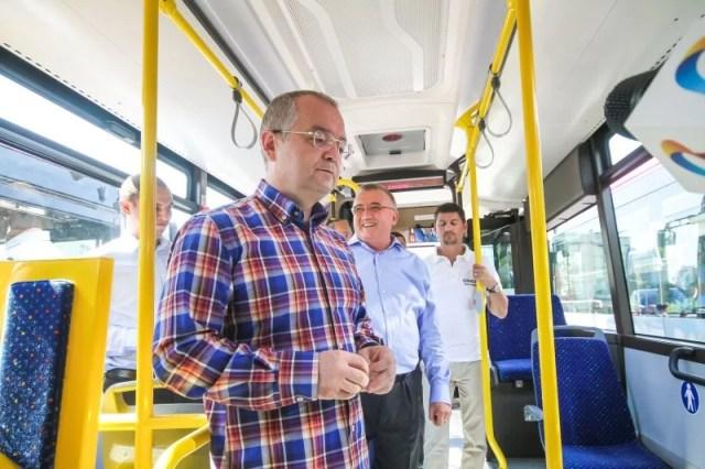prioritizare transport public cluj
