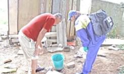Lixo responde por 53% dos criadouros de mosquito da dengue