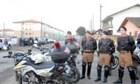 Polícia ocupa área da região Sul de Curitiba para implantação de UPS