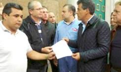 Sindaruc lembra compromisso de  Beto Richa mantendo a Ceasa na região