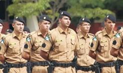 Polícia Militar apresenta trabalho que pode ser exemplar