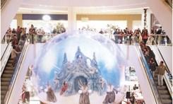 Shopping Palladium e o Natal