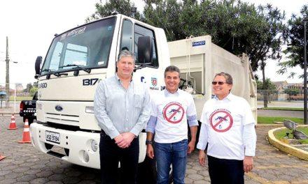 Repasse de R$ 4 milhões para combate à Dengue em Paranaguá