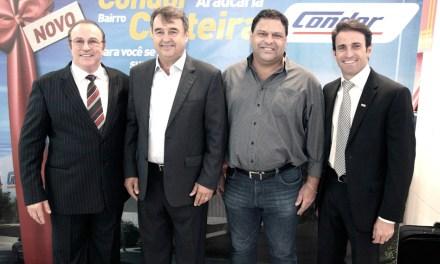 Condor inaugura primeira loja de 2016