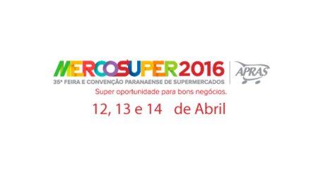 Feira Mercosuper 2016 vai premiar expositores que se destacarem