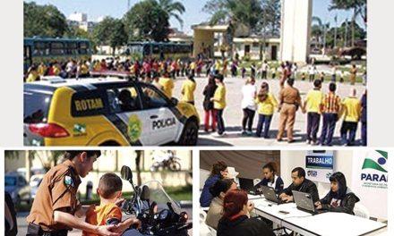 A Polícia Militar quer o Cidadão Mais Próximo