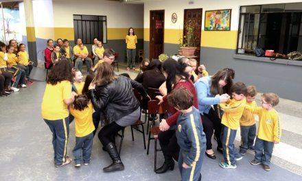 Escola 3 Canntos comemora o Dia das Mães