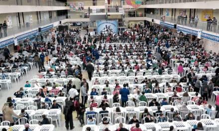 Nossa região representada na Copa Curitiba de Xadrez