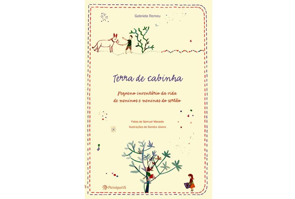Livro: Terra de Cabinha