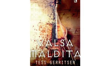Livro: Valsa Maldita