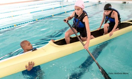 Garota prodígio: conheça a jovem promessa da canoagem Brasileira