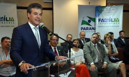 Richa destaca programa Família Paranaense na redução da miséria no Estado