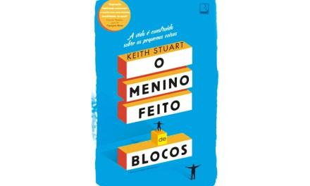 Livro: O menino feito de blocos