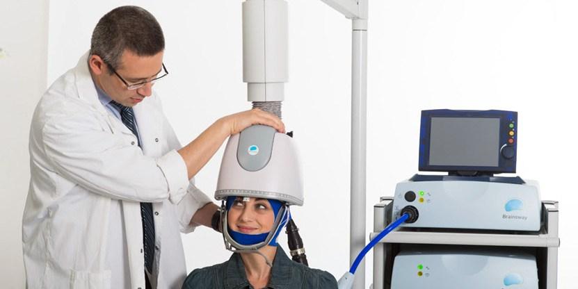 Novo estudo do HC mostra estimulação magnética para tratar depressão