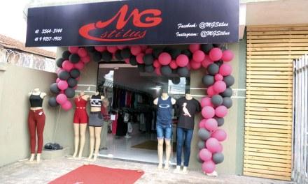 Nova loja de confecções trás novidades ao Pinheirinho