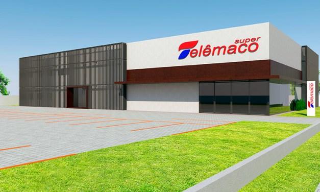 SuperTelêmacoinveste R$ 5 milhões em nova loja e vai gerar mais de 100 vagas de emprego