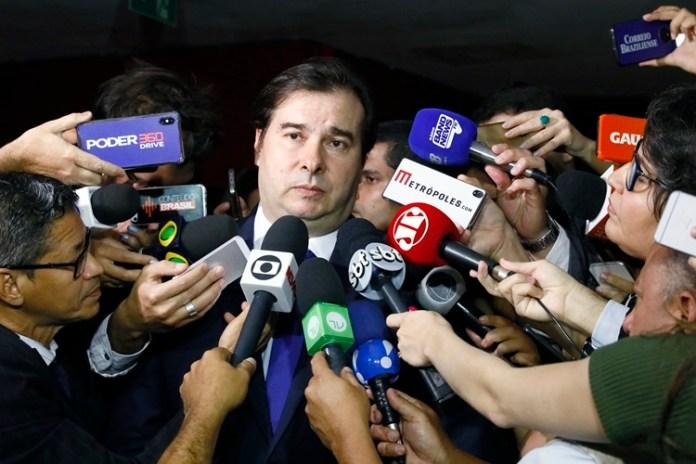 Rodrigo Maia. Foto: Luis Macedo/Câmara dos Deputados