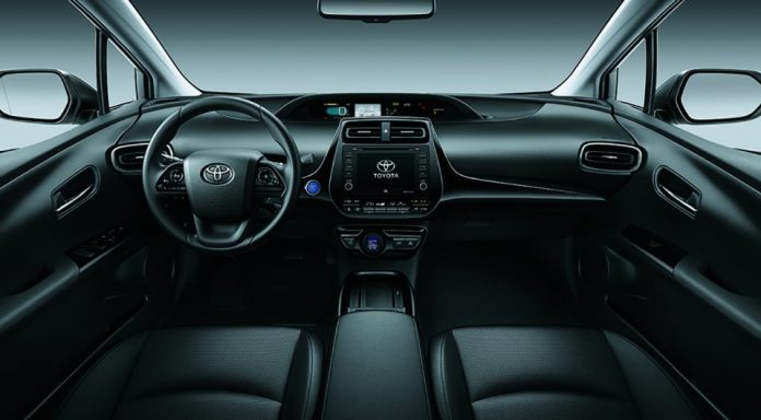 Toyota Prius 2019. Foto: Divulgação