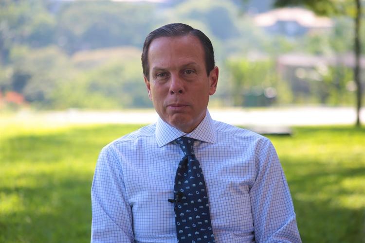 João Doria. Foto: Governo do Estado de São Paulo/Flickr