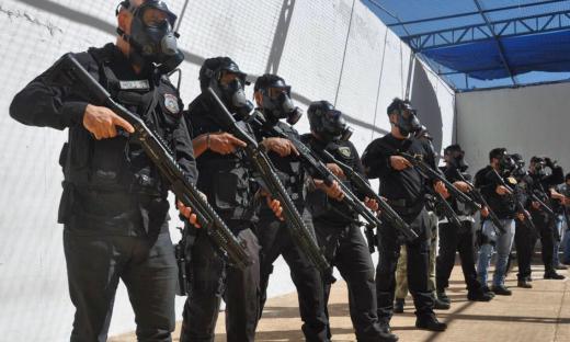 Regulamentação da Polícia Penal no Estado é de iniciativa privativa do Governador do Tocantins