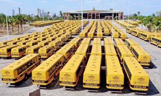 Previsão é que, até dezembro deste ano, todos os ônibus sejam entregues, totalizando 433 veículos, com um investimento aproximado de R$ 87 milhões