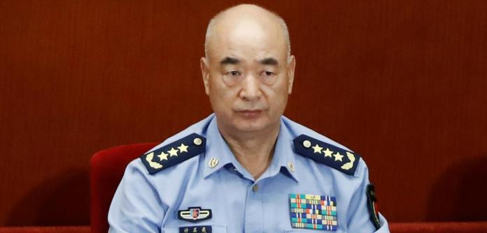Xu Qiliang, militar de alta patente da China