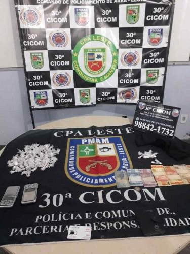 FOTOS: Divulgação/PMAM
