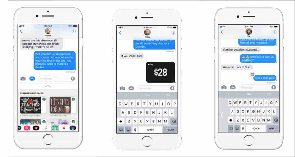 ios 11 ios11 imessage