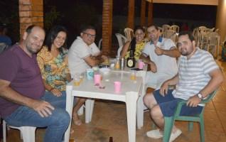 ERNANE E ESPOSA, TIM, ADVOGADA RENATA, ALAN FILHO E TIAGO