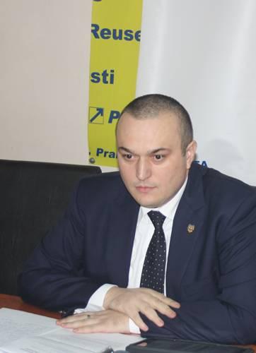 Iulian Bădescu – noul primar al Ploieştiului (conform numărătorii paralele)