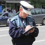 Amenzi în sumă de 3.000.000 lei date de poliţişti într-o singură zi