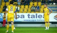 Nikola_Komazec_inainte_de_lovitura_libera_cu_succes_din_meciul_amical_cu_Concordia