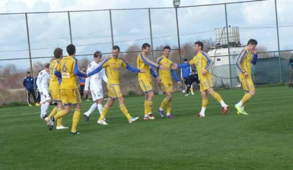 Pragmatism şi eficienţă pentru Petrolul: 4-0 cu FC Slovacko, la Lara