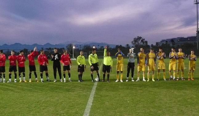 Surpriză în derbiul prahovean de fotbal de la Lara: Tomşaniul – egala echipei lui Vivi Răchită