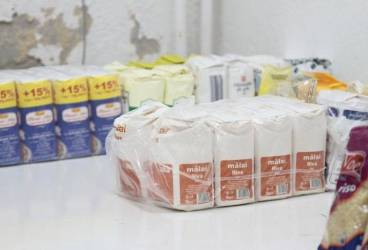 Ajutoarele alimentare rămase în stoc – redistribuite. Vezi programul