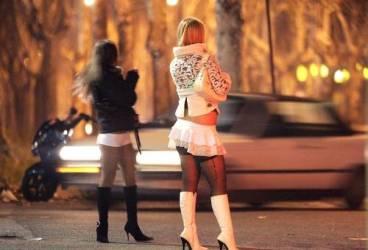 Razie printre prostituatele şi cerşetorii din Ploieşti