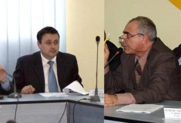 Scandal în Consiliul Local/Consilierul Eparu s-a certat cu primarul Volosevici/AUDIO