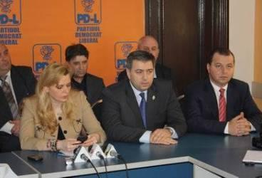 Deputatul Cristian Burlacu este candidatul PDL pentru Primăria Sinaia