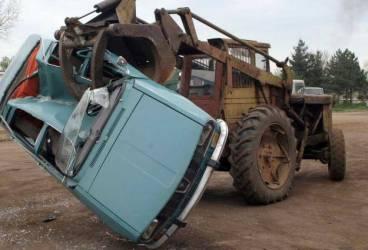 Maşină furată, găsită la fier vechi