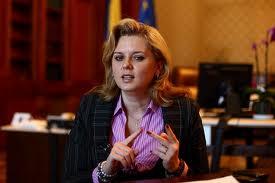 Roberta Anastase – posibilă candidatură pentru un post de vicepreşedinte al PDL