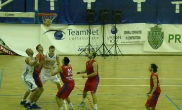 CSU Asesoft Ploieşti este singura echipă calificată în semifinalele Diviziei A după numai trei partide